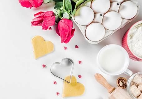 Receitas do Dia dos Namorados