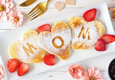 Receitas do Dia da Mãe