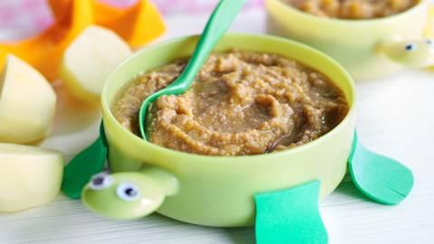Receita Bebé e Criança - Creme de Legumes e Batatas com Carne