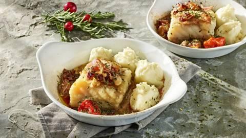 Receita Natal - Bacalhau de Consoada