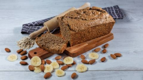 Receita Pão de Banana e Café | Cooking Classes