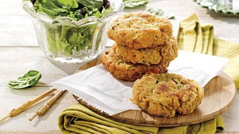 Receita Vegetariana - Hambúrgueres de Legumes