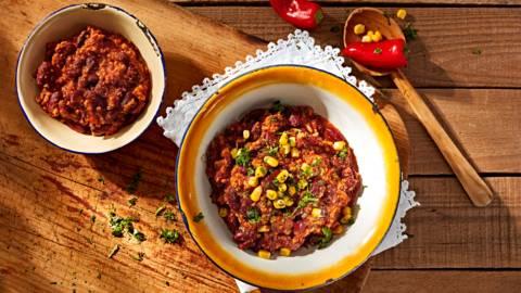Receita Sem Glúten - Chili com Carne