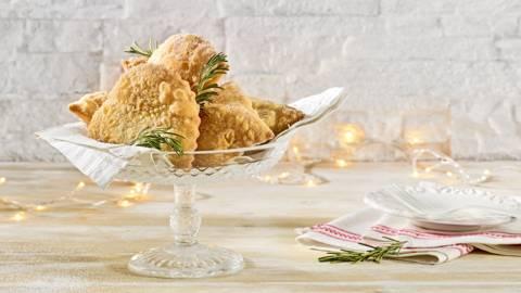 Receita Natal - Azevias de Grão