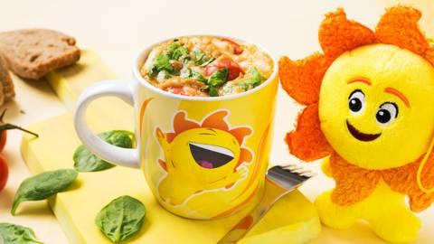 Receita Vegetariana - Solis | Quiche de Espinafres