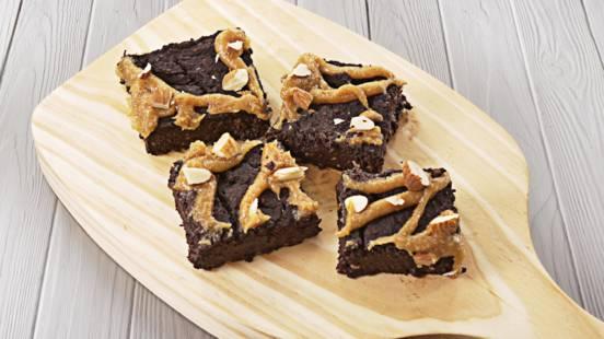 Receita Vegan - Brownie de Feijão Preto | Cooking Classes