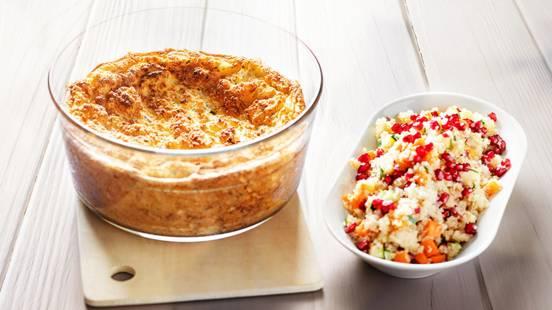 Especial Natal - Suflé de Bacalhau com Mariana Abecasis | Cooking Classes