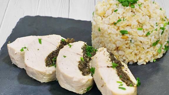 Receita Monsieur Cuisine - Lombinho de Peru | Cooking Classes