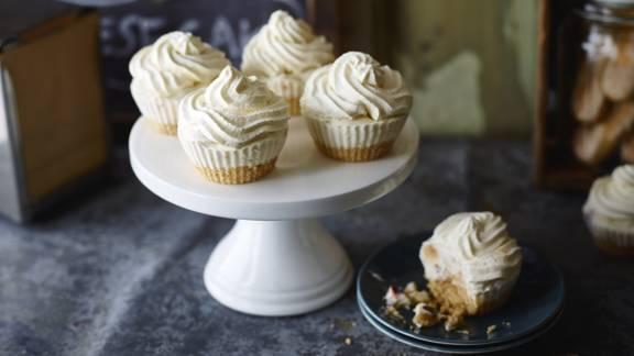 Receita Low Carb - Cheesecake de Ameixa em Miniatura Congelado
