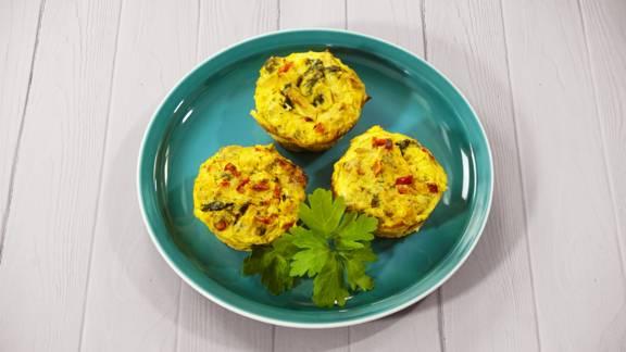 Receita Keto - Pastéis de Atum | Cooking Classes