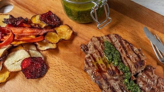 Receita Posta de Novilho dos Açores Grelhada | Cooking Classes