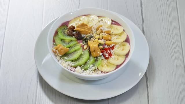 Receita Vegetariana - Bowl de Açaí | Cooking Classes