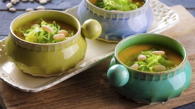 Receita Vegan - Sopa Camponesa
