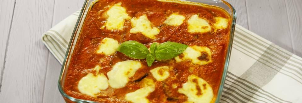 Receita Low Carb - Lasanha de Beringela | Cooking Classes