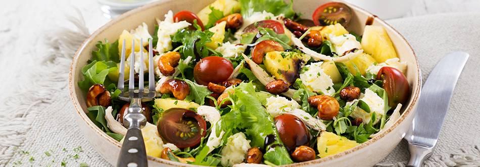 Receita Sem Glúten - Salada de Verão