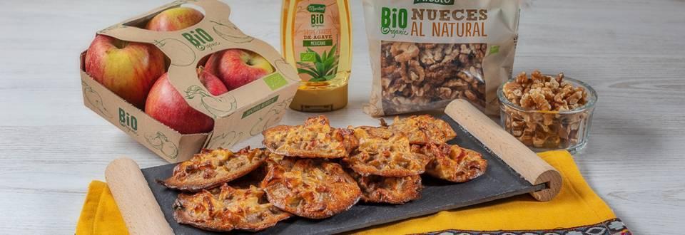 Receita Sem Adição de Açúcar - Bolachinhas de Maçã e Frutos Secos | Cooking Classes