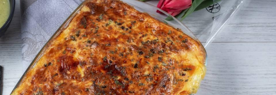 Receita Monsieur Cuisine - Empadão Next Level Meat | Cooking Classes