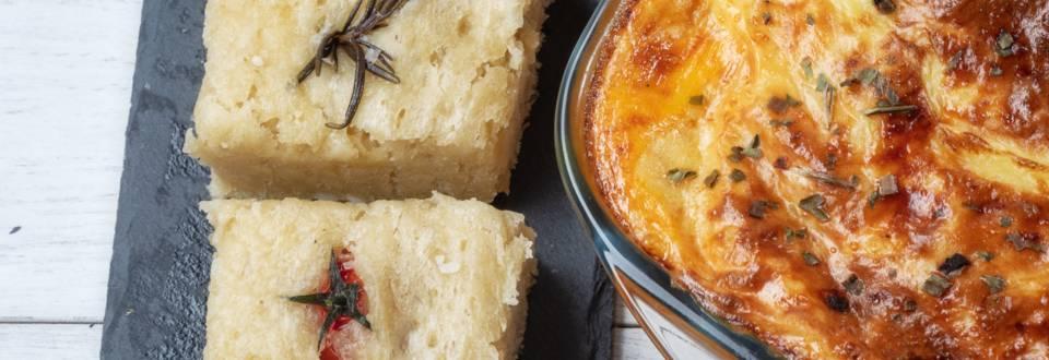 Receita Monsieur Cuisine - Pão de Alecrim e Tomate Cherry   Cooking Classes