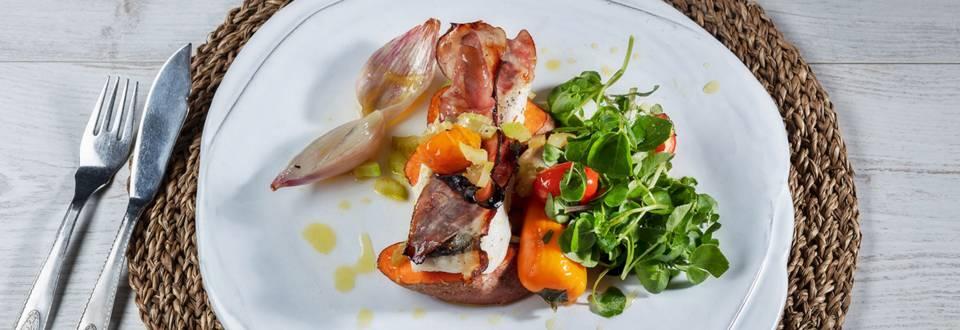 Receita Pescada do chile no forno | Cooking Classes