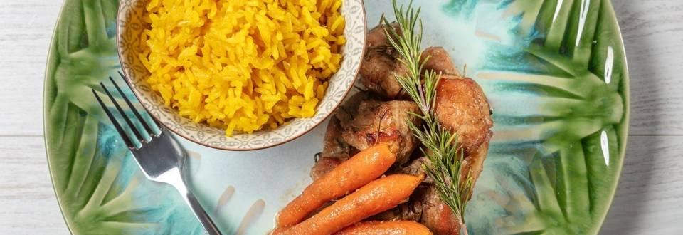 Receita Rojões de Porco com Mel e Alecrim | Cooking Classes