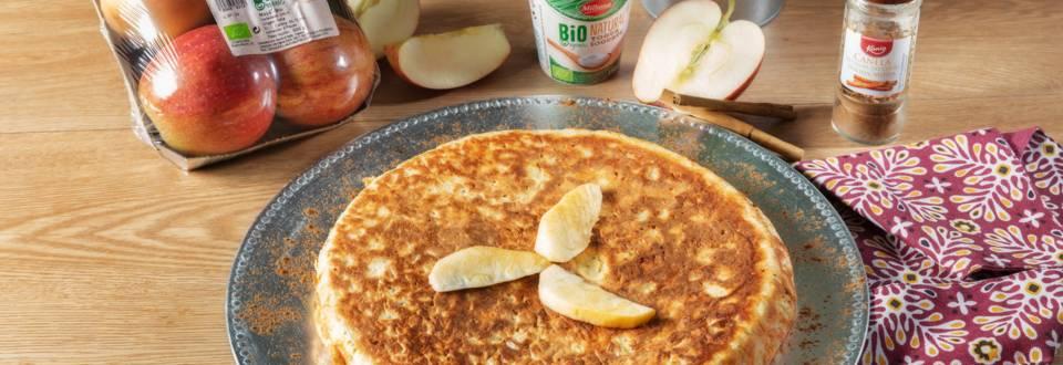 Receita Bio - Bolo de Frigideira | Cooking Classes